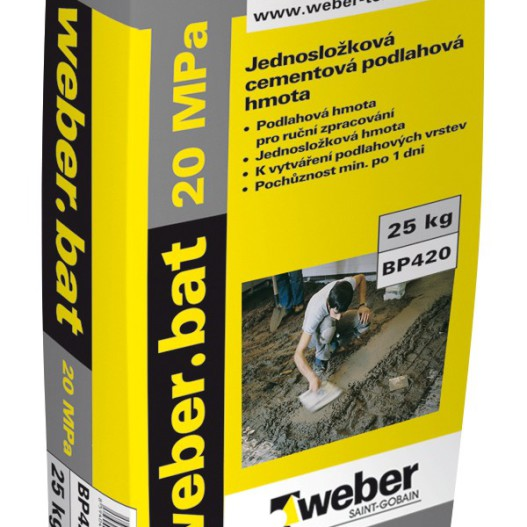 weber_bat 20 MPa