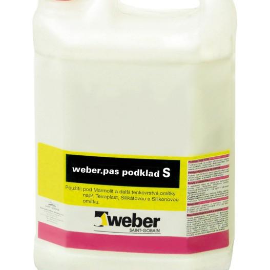 weber_pas podklad S