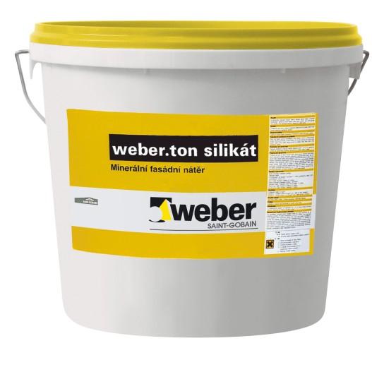 weber_ton silikat