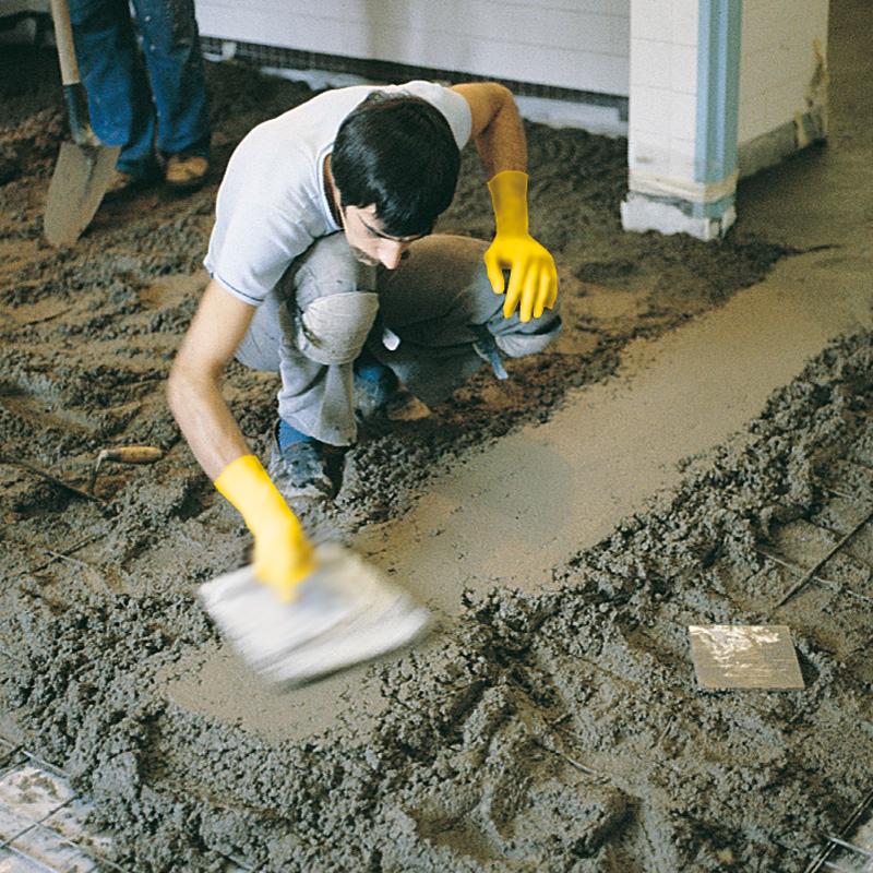 Standardní betonové potěry - weberbat