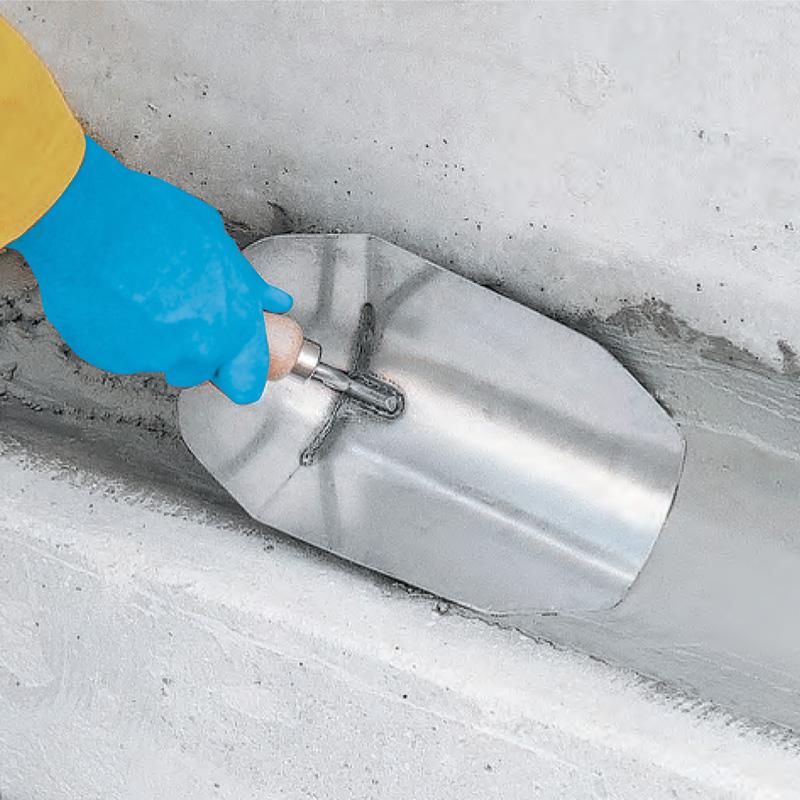 Sanační systém na beton